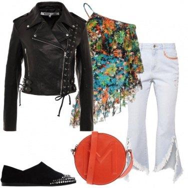 Outfit Super griffata