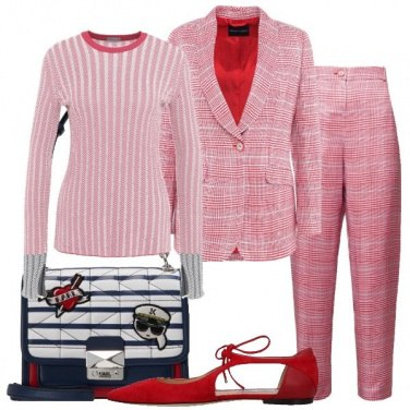 Outfit Presto in tailleur