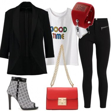 Outfit In perfetto orario