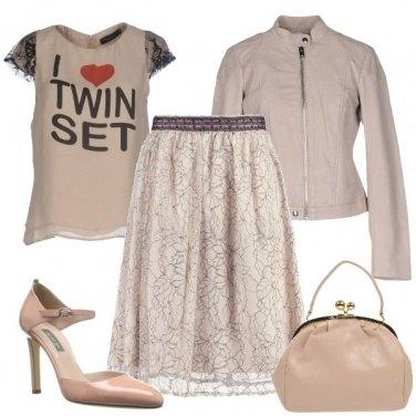 Outfit Moderno Bon Ton