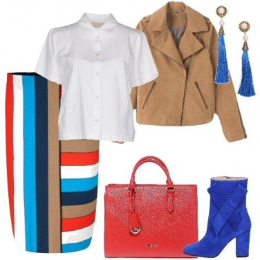 Outfit Outfit Trendy #1267-2018