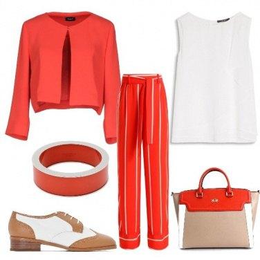 Outfit Colori in ufficio