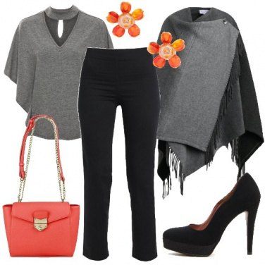 Outfit La manica a pipistrello