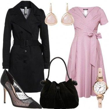 Outfit Fiocco in vita