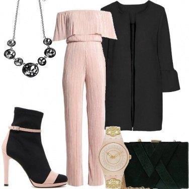 Outfit Come un sandalo