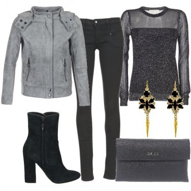 Outfit Outfit Trendy #1285-2018