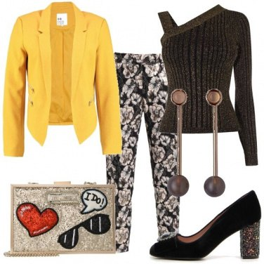 Outfit Tocchi d'oro