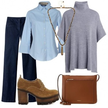 Outfit Outfit Basic #1097-2018