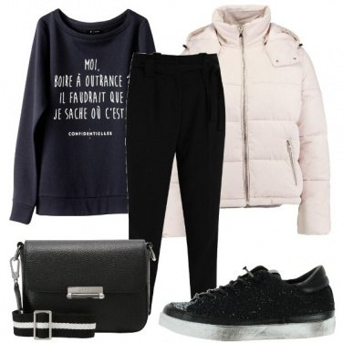 Outfit Stampe francesi