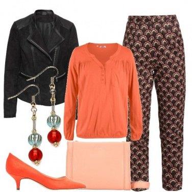 Outfit Sere a colori