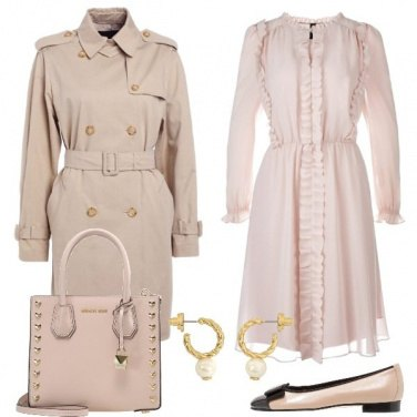 Outfit Colori di classe