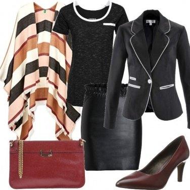 Outfit Un tailleur per l\'ufficio