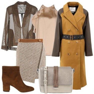 Outfit Toni diversi