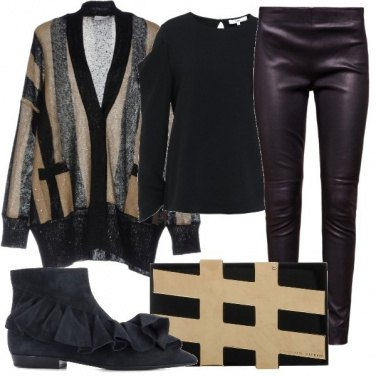 Outfit Geometrie