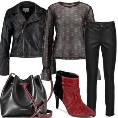 Outfit Similpelle