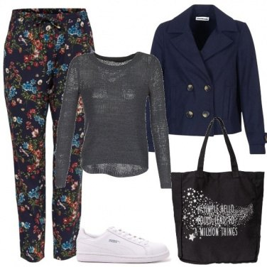 Outfit Outfit Basic #1133-2018