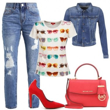 Outfit Outfit Trendy #1327-2018