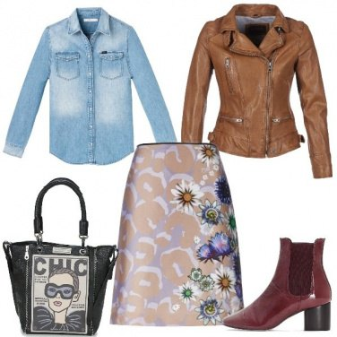 Outfit Outfit Trendy #1329-2018