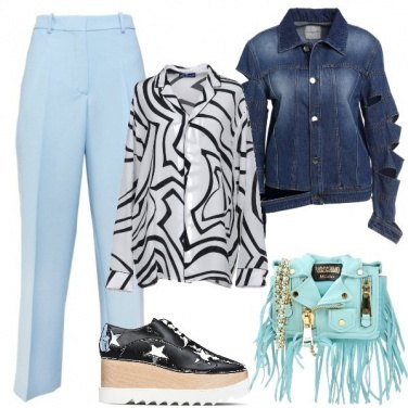 Outfit Outfit Trendy #1330-2018