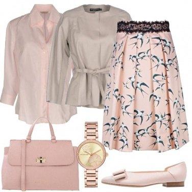 Outfit Volo di rondini