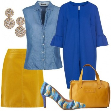 Outfit Colori vivi