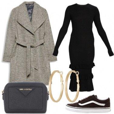 Outfit Il vestito a tubino