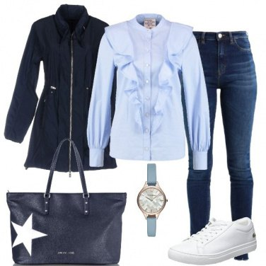 Outfit Outfit Basic #1149-2018