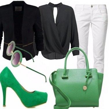 Outfit Tocco di colore