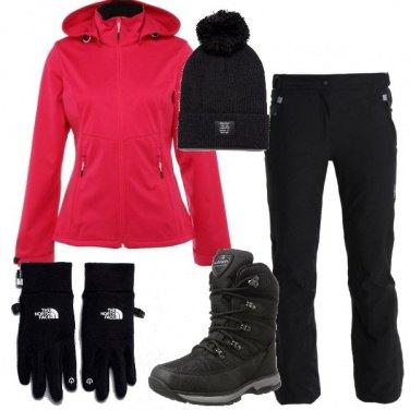 Outfit Una gita sulla neve