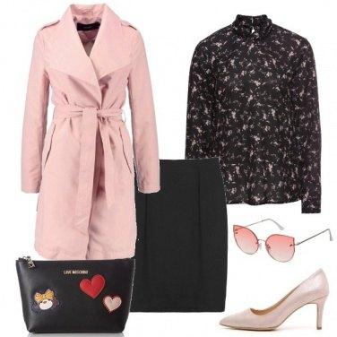 Outfit Un po\' rosa