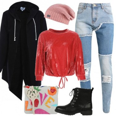 Outfit Urban con amore