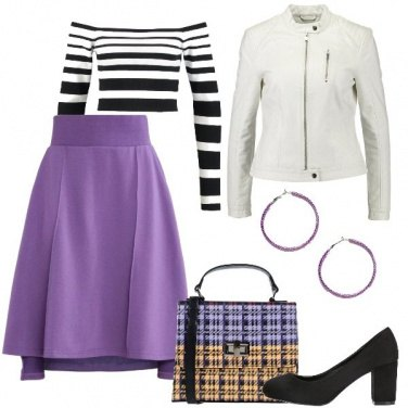 Outfit Outfit Trendy #1378-2018