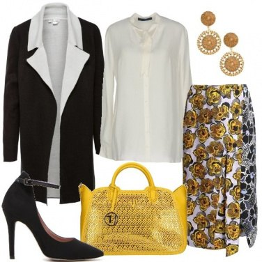 Outfit Elegante con sprint