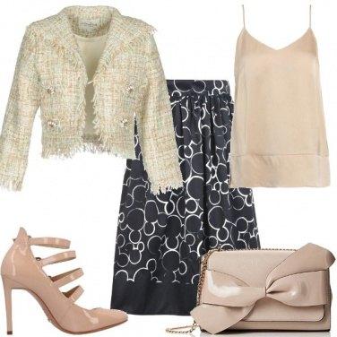 Outfit Outfit Bon Ton #406-2018