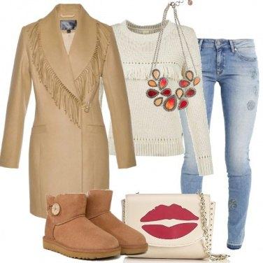 Outfit Mi piacciono le frange