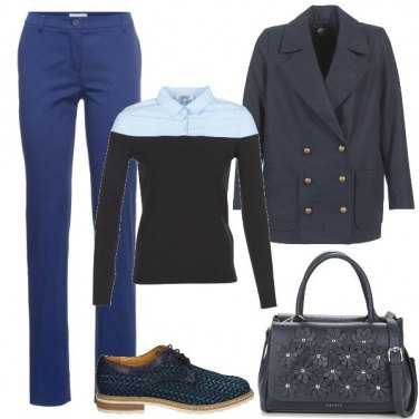 Outfit Outfit Basic #1179-2018