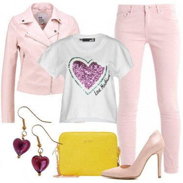 Outfit Tracolla mon amour