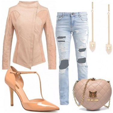 Outfit Rock tenue