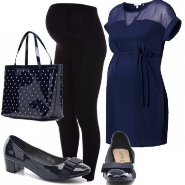 Outfit Dolce mamma in attesa