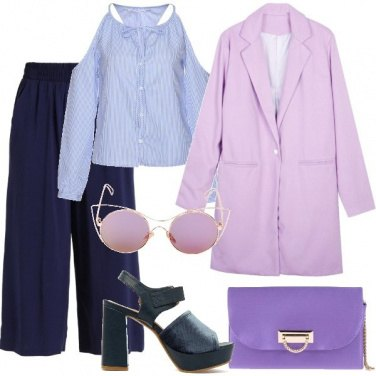 Outfit Sfumature provenzali