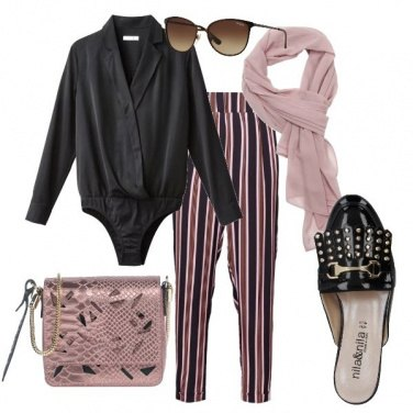 Outfit Mule