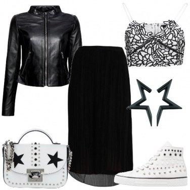 Outfit Stelle e borchie