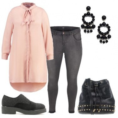 Outfit Outfit Basic #1187-2018