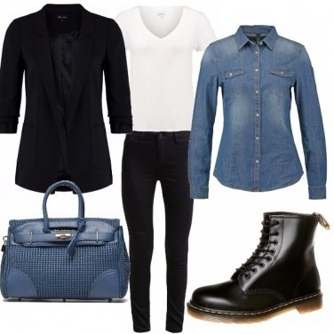 Outfit Sovrapposizioni