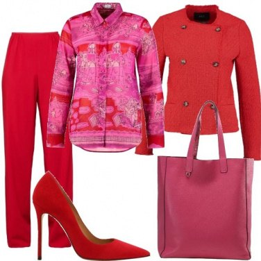 Outfit Outfit Trendy #1488-2018