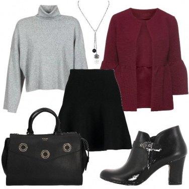 Outfit Colori sobri