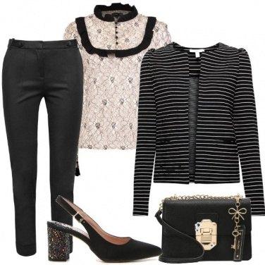 Outfit Camicetta delicata