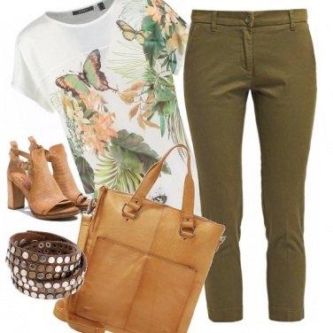 Outfit Colori della natura