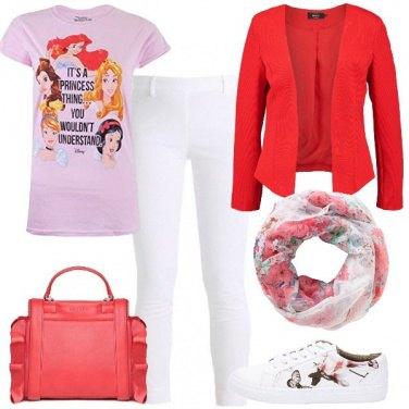 Outfit Teneramente colorata
