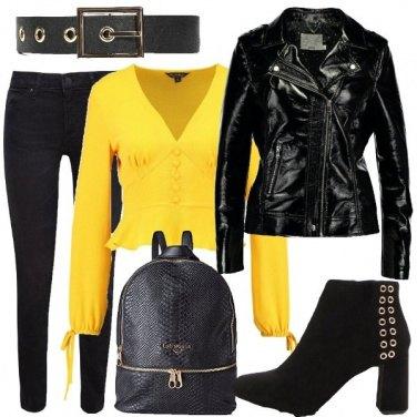 Outfit Un po\' rock